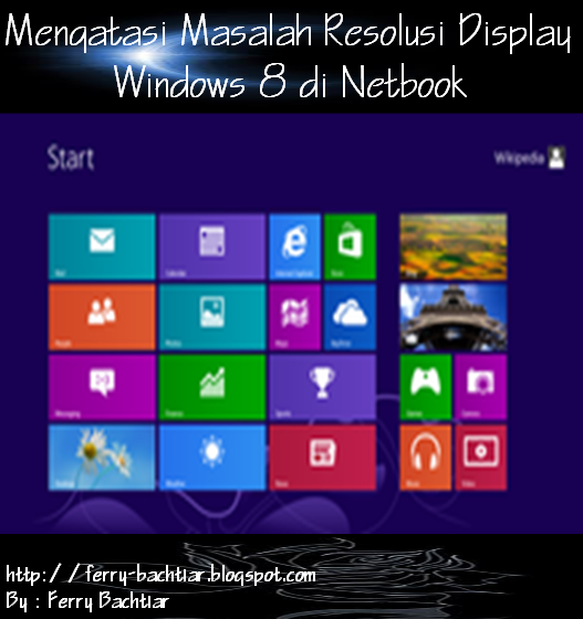 start screen pada windows 8