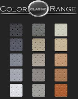 pilihan warna bahan jok mobil