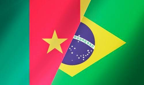 Camerún 1 (eliminada) - 4 Brasil. Grupo A