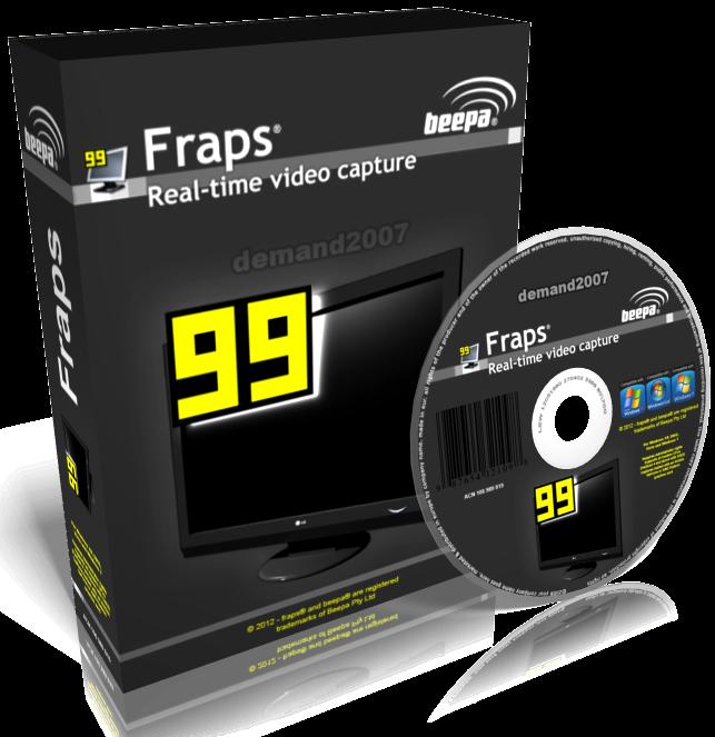 Free Download Fraps 3.5.99 Full Version