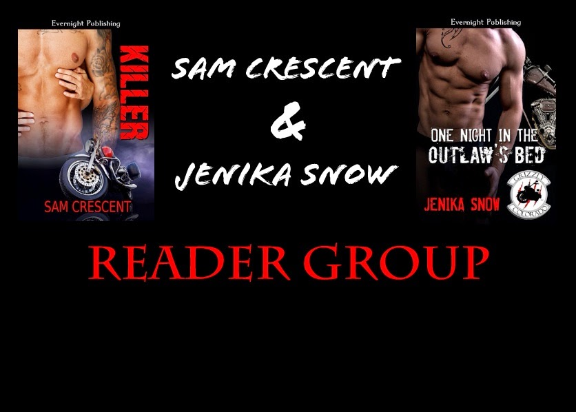 Sam Crescent & Jenika Snow Reader Group
