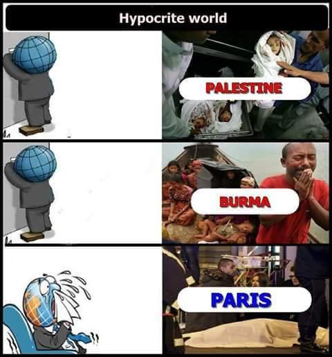 Mondo ipocrita