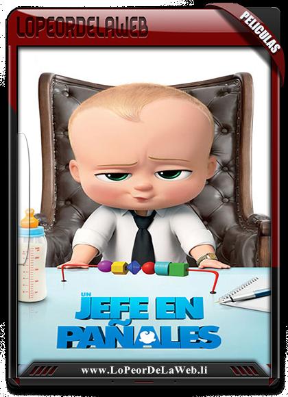 Un Jefe en Pañales (2017) 720p Latino [Mega}