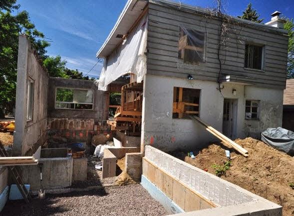 Ampliaciones de casas con dise os y planos de los cambios for Ideas para remodelacion de casas