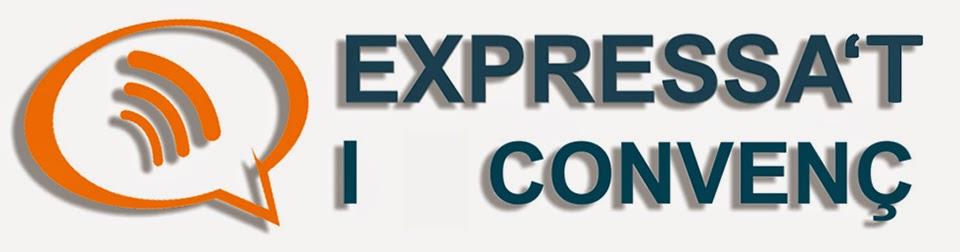 Expressa't i Convenç