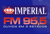 ouvir a radio cidade imperial fm 95,5 ao vivo pedro II