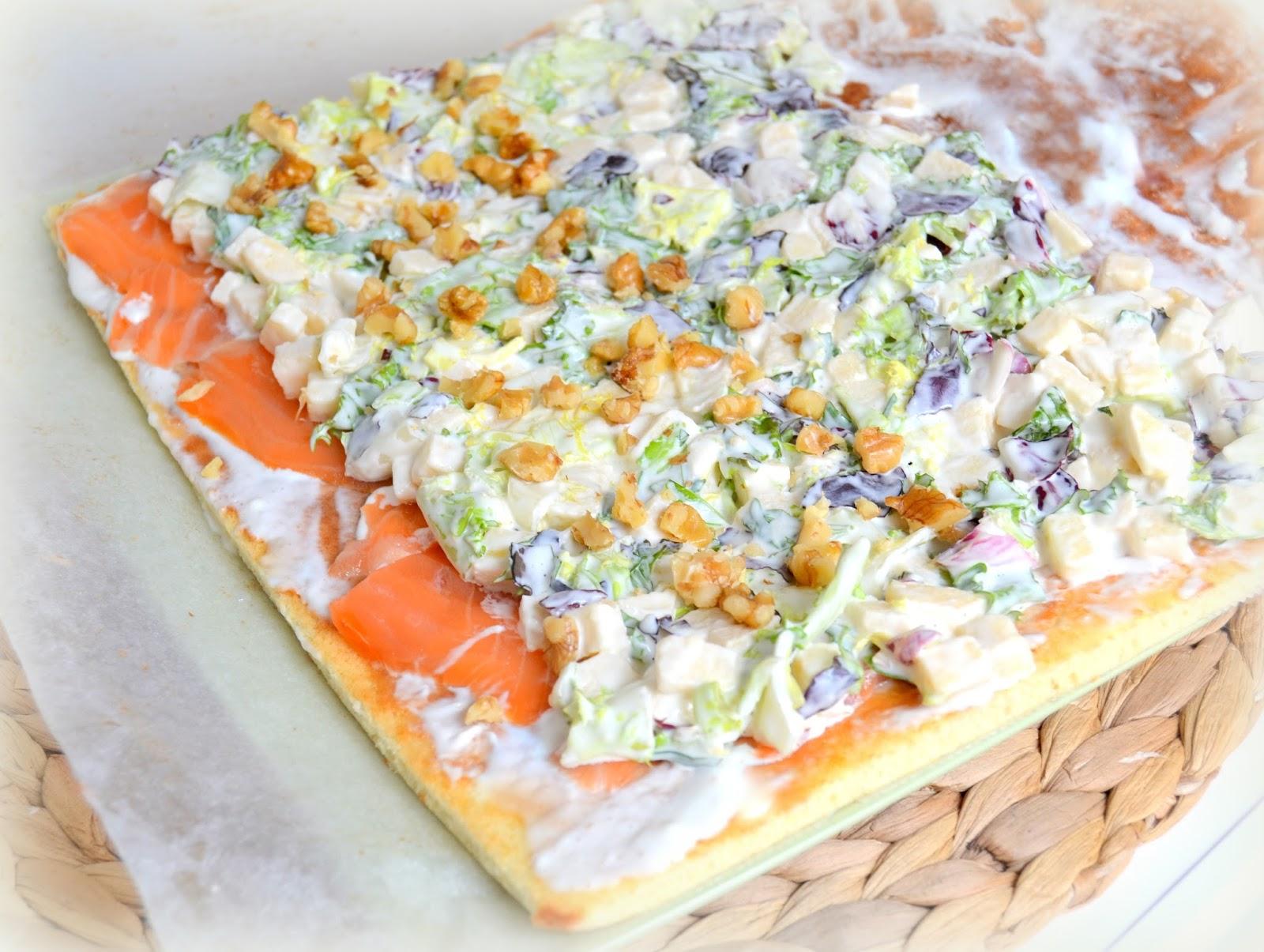 Tronquito Salado De Salmón (con Y Sin Thermomix)
