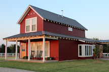 Little Red Farmhouse