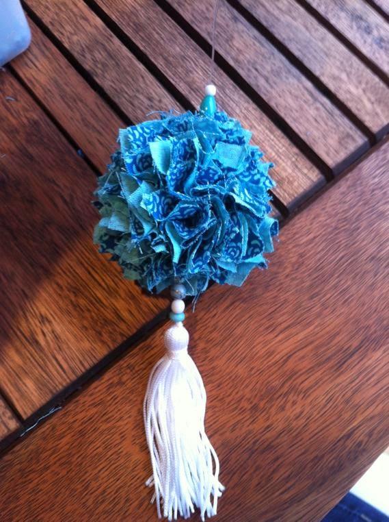 Chaveiro de tecido | Aprenda a fazer