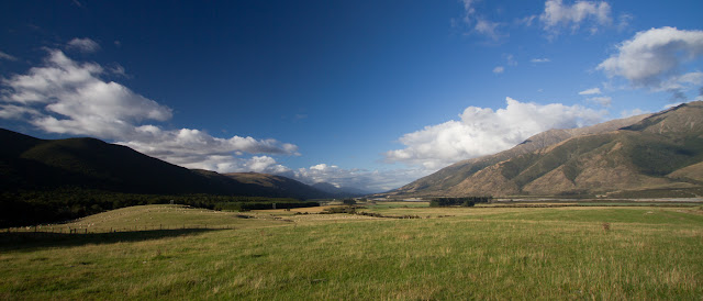Upper Wairau Valley