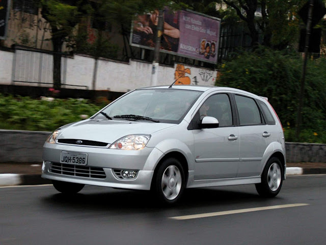 Ford Fiesta 2003 Supercharger - usado, semi-novo