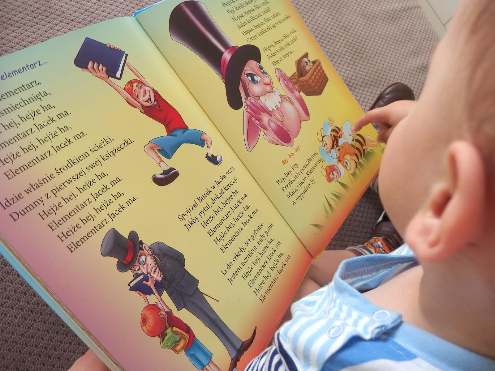 książka rymowanki