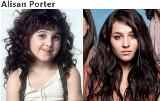 Rupa Gadis Cilik Hollywood yang Kini Jelita