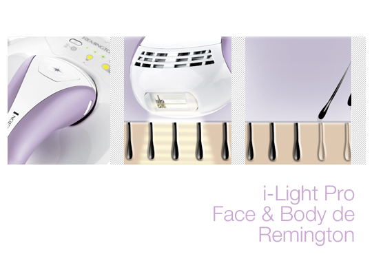 i-Light Pro Face & Body de Remington