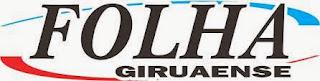 Jornal Folha Giruaense