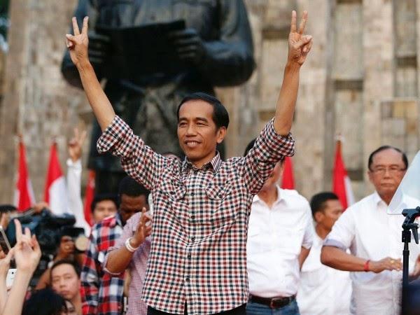 Joko Widodo Presiden Indonesia ke-7