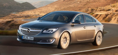 2014 Vauxhall Insignia Release date, Specs, Price, Pictures 1