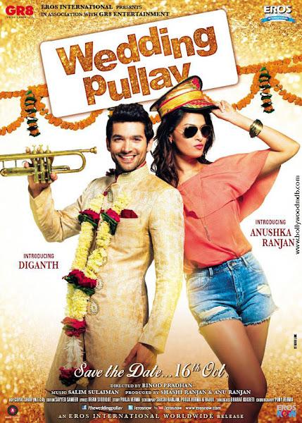 Poster Of Wedding Pullav 2015 DVDScr Rip Hindi