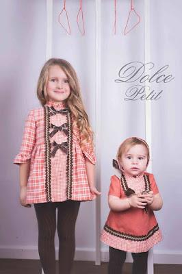 conjuntos de niños y niñas en rebajas dolce petit