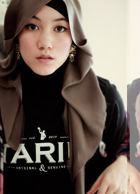 Fashion Kpop Muslimah