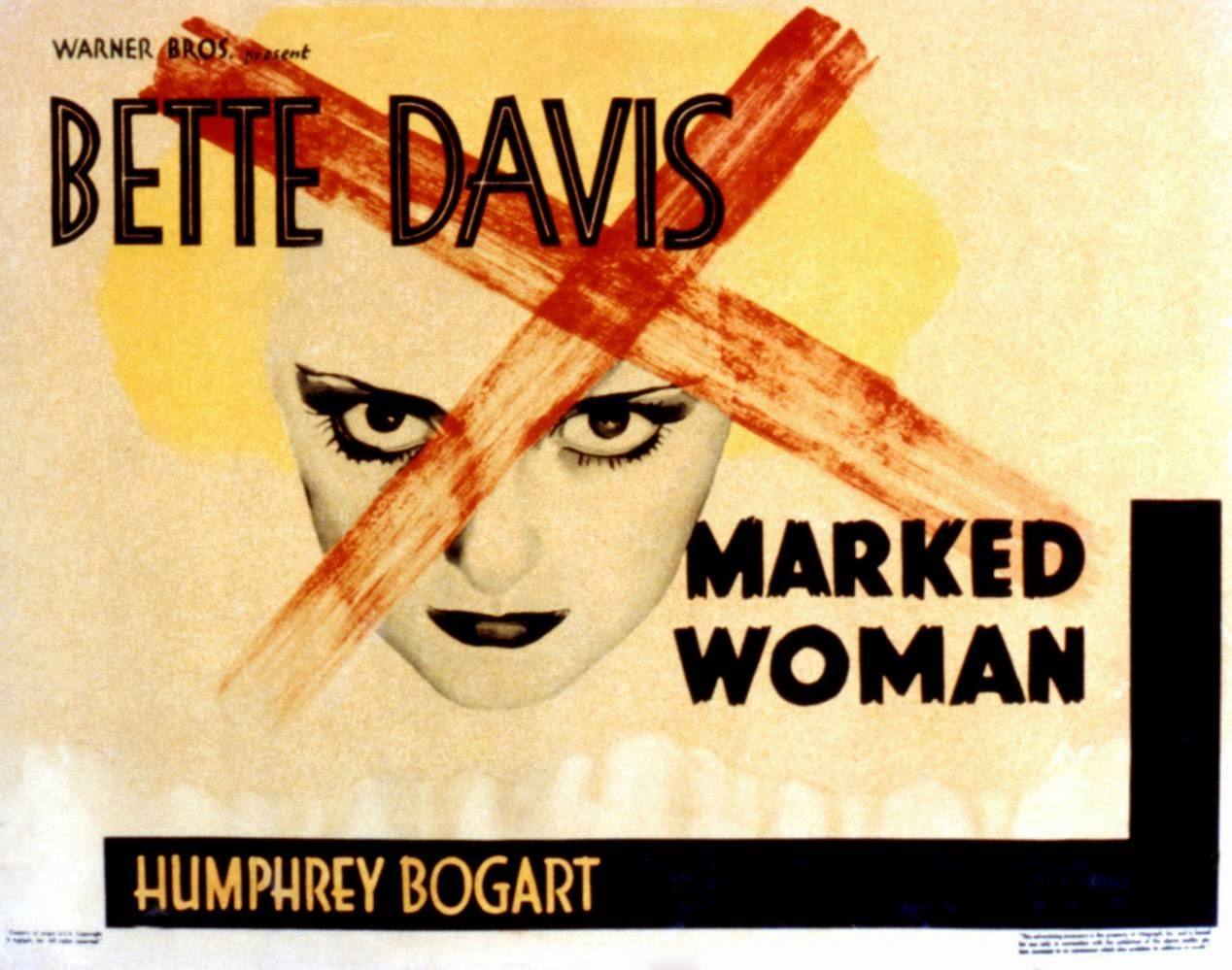marked woman Find trailers, reviews, synopsis, awards and cast information for marked woman (1937) - lloyd bacon on allmovie - bette davis' famous walk-out from her home studio.
