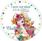 Cute as a Button Winner (#14)