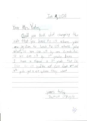 writing a persuasive essay 2nd grade