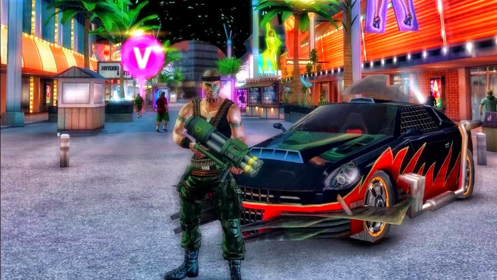 Gangstar Vegas Mod Apk Data v1.8.2