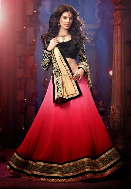 Bridal lehenga collection for girls