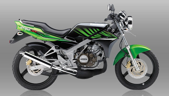 Harga dan spesifikasi Kawasaki Ninja 150SS 2014