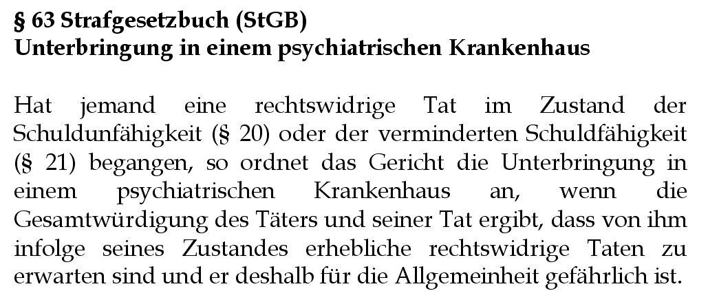 Gustl Mollath wegen Hypo-Vereinsbank in Psychiatrie? | Gar Nix