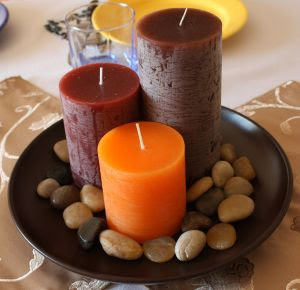 casas decoracin ha reunido una pequea coleccin de velas decorativas para inspirar y ayudar a decorar su hogar