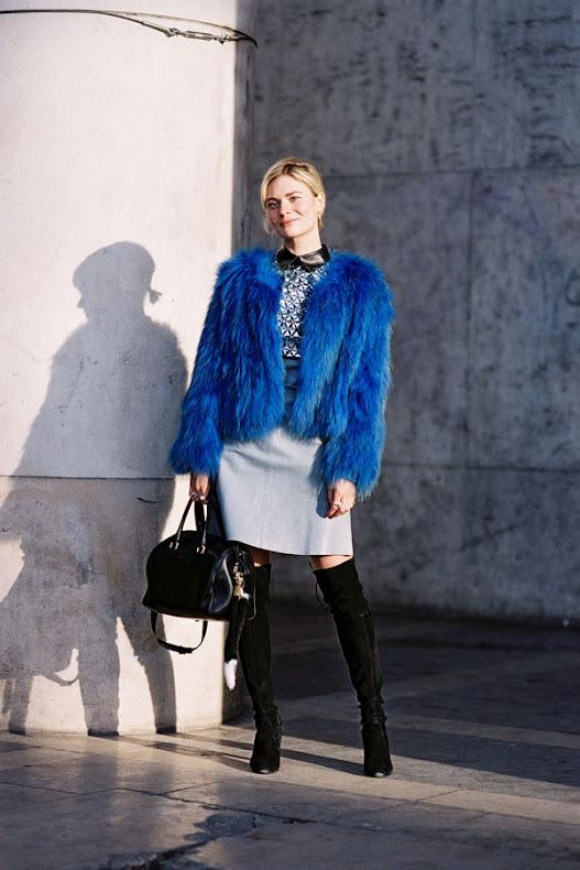 Vanessa Jackman Paris Fashion Week Aw 2015 Pandora