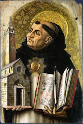 St. Thomas Aquinas (Patron of Apologists)
