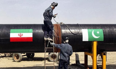 Iran-Pakistan pipeline