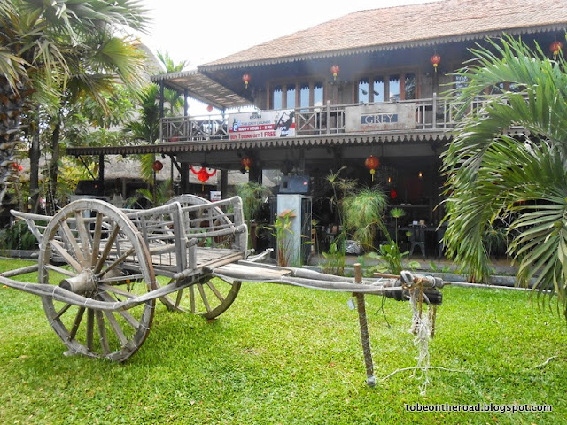 Siem Reap,Bullock cart,Hotels