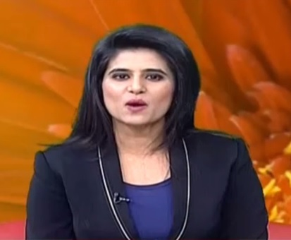 hot indian news reader
