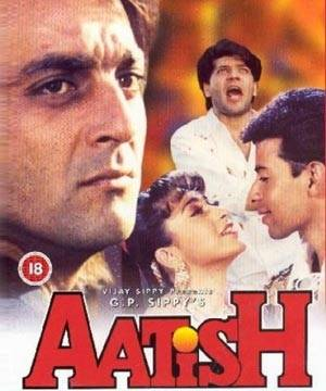 Aatish 1994 Hindi 720p HDRip 1GB