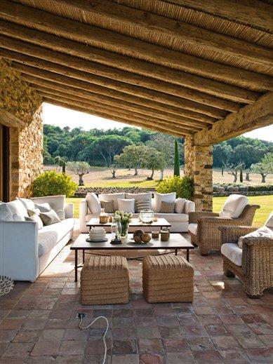 MGC Diseño de Interiores : Hermosa casa antigua totalmente ...