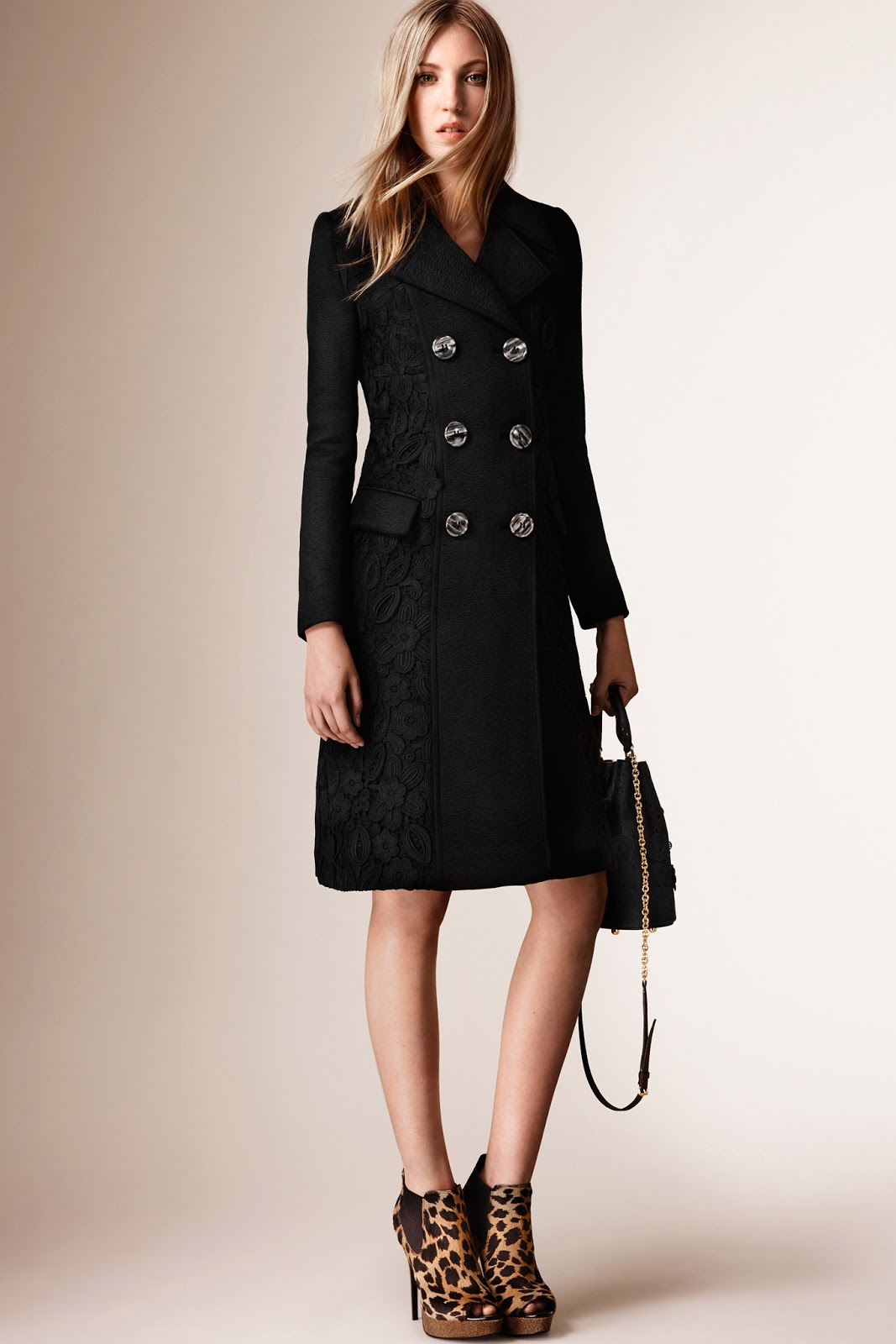 2015fashion: Burberry Prorsum 2015 Spring-Summer ...