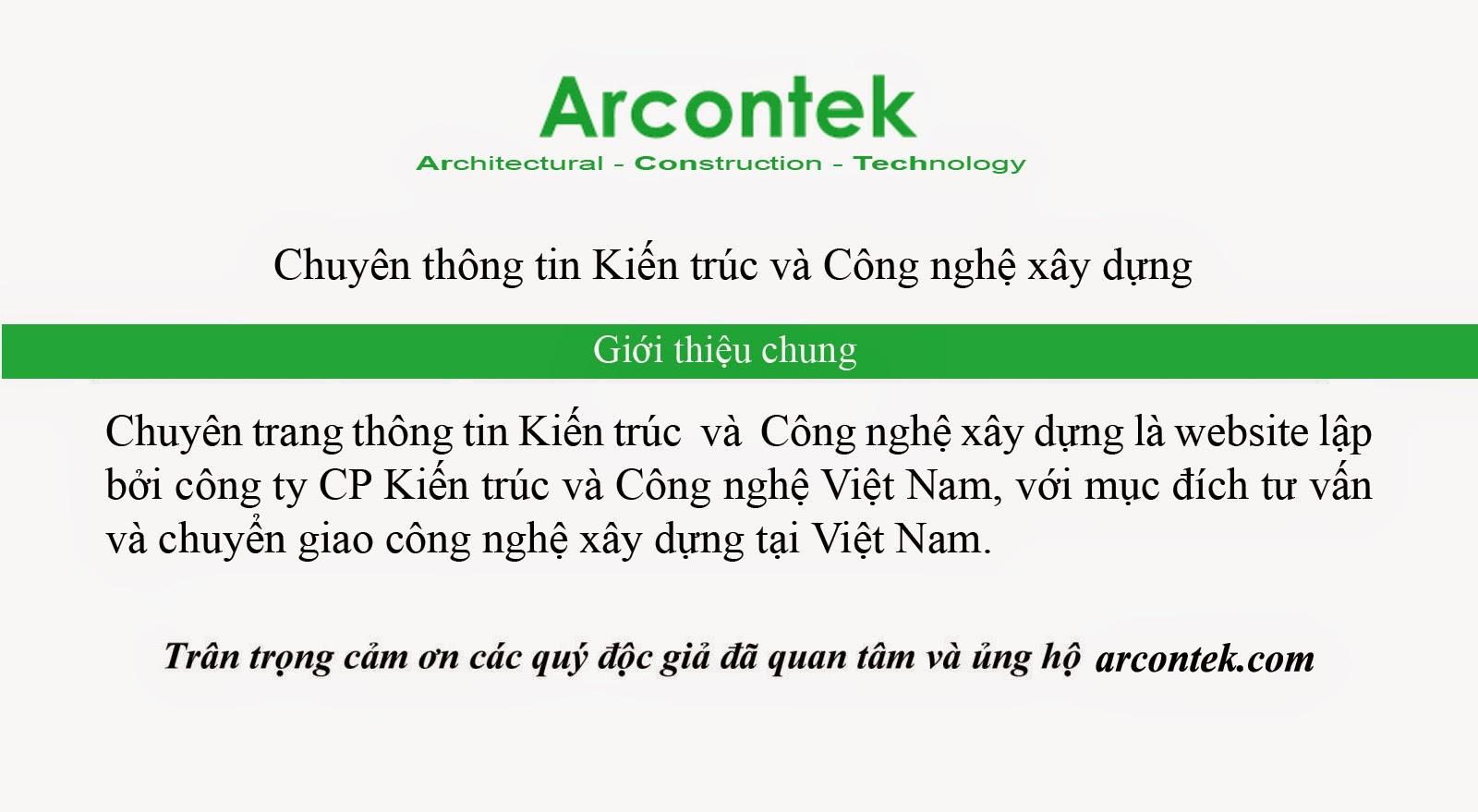 Cong ty CP Kien truc va cong nghe Viet Nam