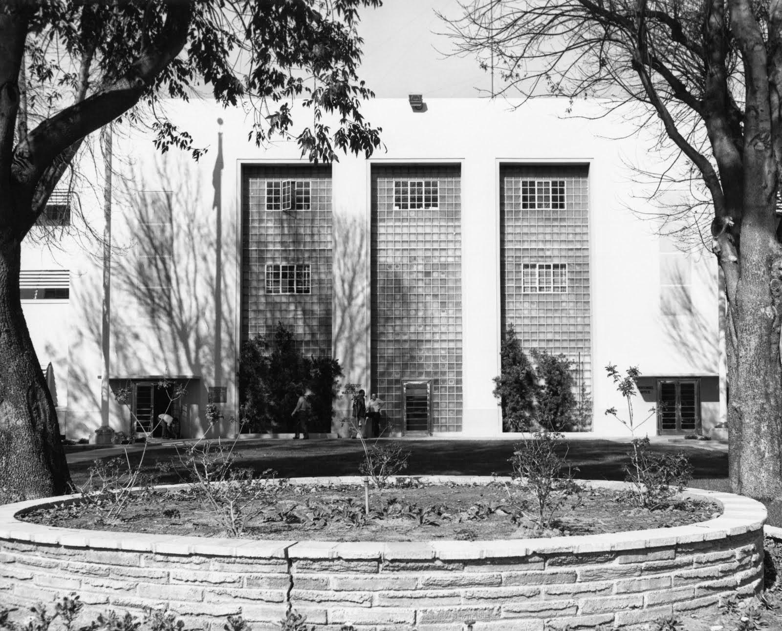 Admin building 1941