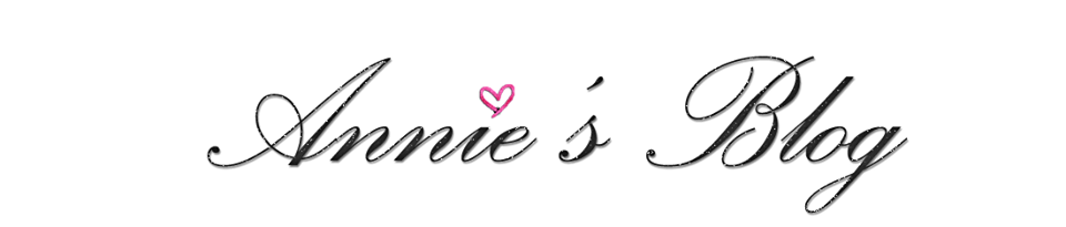 Annie's Blog