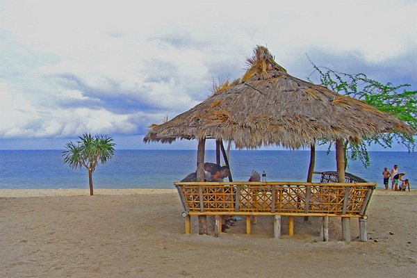 Beautiful Beach of Oriental Mindoro, Philippines