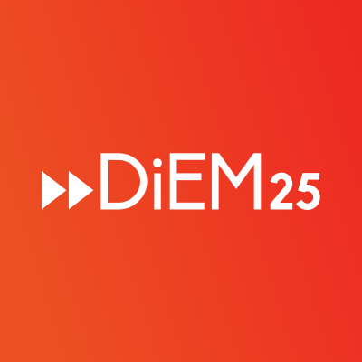 DiEM25 — Democracy in Europe Movement