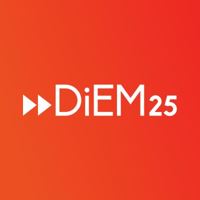 DiEM25 — Democracy in Europe Movement