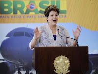 Presidenta Dilma diz que é preciso dobrar a renda per capita do brasileiro