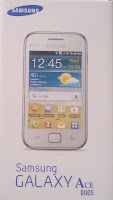 Samsung Galaxy Ace Duos S6802 - Box