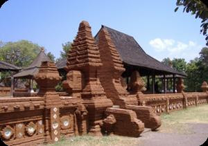rumah adat jawa barat jabar rumah adat kasepuhan cirebon jawa barat Gambar Rumah Adat Indonesia