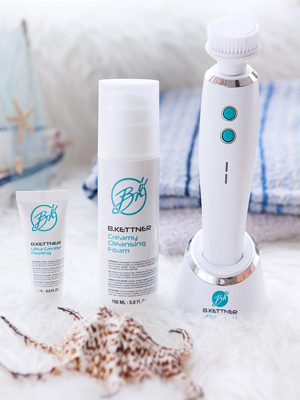 Gesichtspflege, Reinigungsbürste, elektrische Reinigungsbürste, Hautpflege, Testbericht, unreine Haut, Beautyblog,